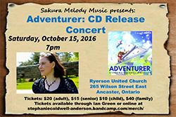 Adventurer flyer image
