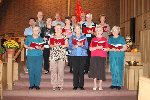 Ryerson Choir 2015