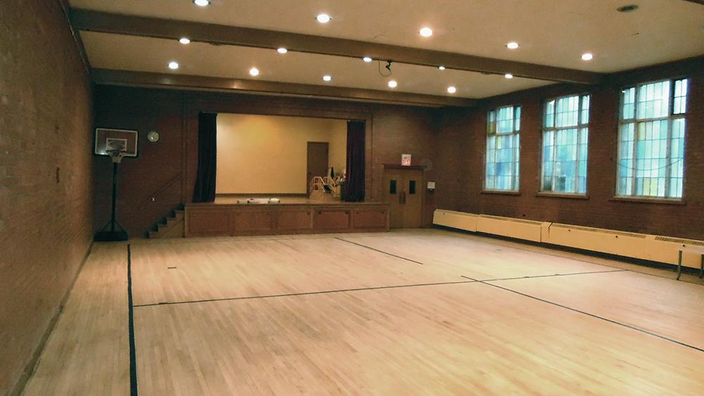 Ryerson U.C. Gymnasium