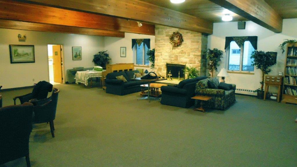 Ryerson Fireside Room