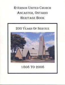 Ryerson Heritage Book Image