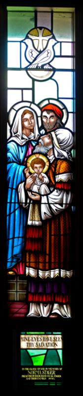 Wedding Window Image