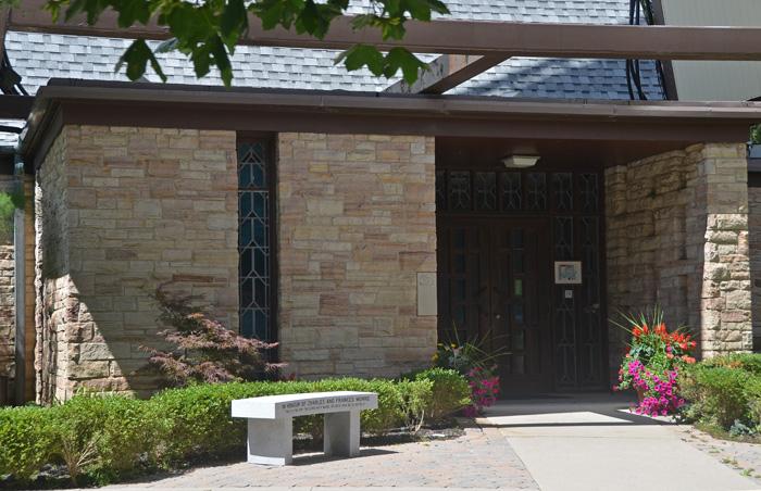 Ryerson Entrance Image